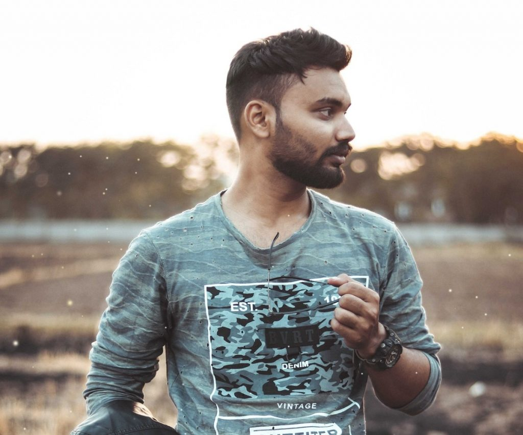 Indian Male Model - top clothing brands in India